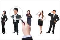 Human resource recruitment